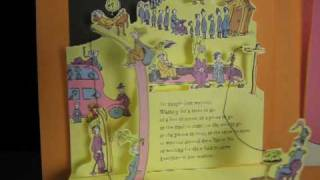 Dr. Seuss's Oh The Places You'll Go! Pop-up book by David A. Carter