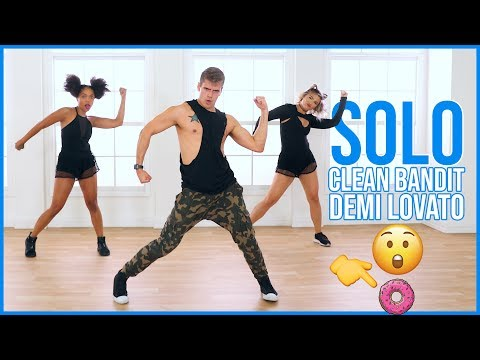 Download Solo - Clean Bandit ft. Demi Lovato | Caleb Marshall | Dance Workout free