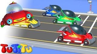 TuTiTu Autos de carreras