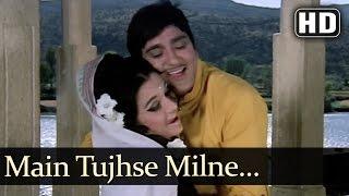 Main Tujhse Milne Aayee - Sunil Dutt - Asha Parekh - Heera - Bollywood Songs - Kalyanji Anandji
