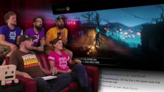 The Last Night! | E3 2017 AWESOME!