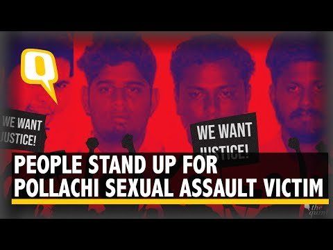 Xxx Mp4 People Stand Up For Pollachi Sexual Assault Victim Demand Justice 3gp Sex