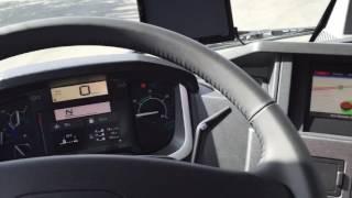 Start driving Truck sound Renault T520 new Magnum/sehr schöner LKW Klang Volvo Motor 12.8 Liter