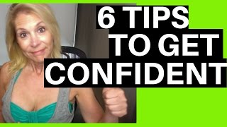 6 Best Ways To Gain Confidence To Meet An Attractive Person. I use Jacqueline Whitmore's 6 Actions