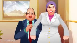المتغطي بالعرص عريان - الحلقة السادسة - مغامرات العفريت ملواني