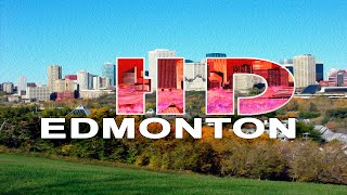 EDMONTON | ALBERTA , CANADA - A TRAVEL TOUR - HD 1080P