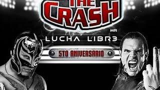 Rey Misterio 619, Jeff Hardy y Rey Fénix vs Nicho El Millonario, Teddy Hart y Jeff Cobb