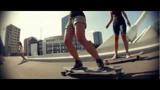 Longboard Girls Crew France - La Première
