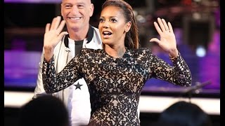 Funny And Cute Moments Of Hel (Howie Mandel and Mel B)