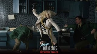Atomic Blonde -  Restricted Trailer [HD]