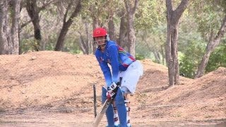 Afghanistan eyes Cricket World Cup glory