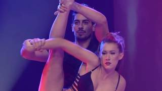 EVOLUTION OF DANCE: Circus Meets Dance - Charlotte O'Sullivan & Nicolas Jelmoni