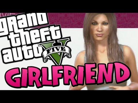 Xxx Mp4 GTA 5 How To Get A GIRLFRIEND Funny Moments On GTA V Free Roam Fun Stuff 3gp Sex