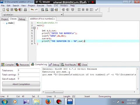 Easy way to learn c programing(become a c programing expert)