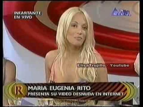 Rumores Maria Rito Desnudo Sexy Susana Rocasalvo Carlos Monti CANAL 9
