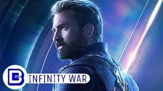 Role of CAPTAIN AMERICA In INFINITY WAR In Hindi | BlueIceBear