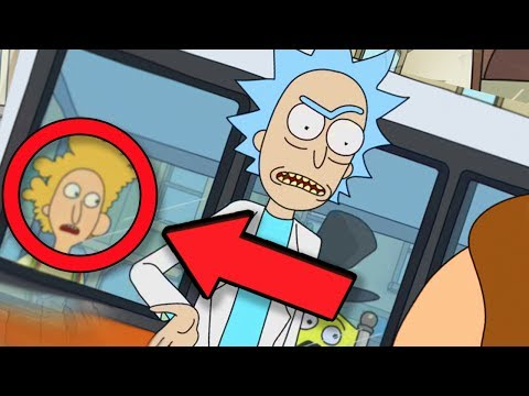 Xxx Mp4 Rick And Morty 50 Jokes References You Missed 3gp Sex