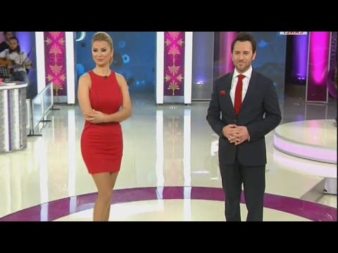 Songül Karlı Beautiful Turkish Tv Presenter 17.01.2013