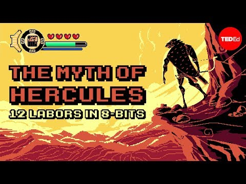Xxx Mp4 The Myth Of Hercules 12 Labors In 8 Bits Alex Gendler 3gp Sex