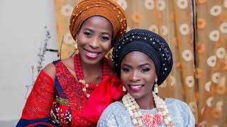 How to make Multi pleated Auto Gele (Easy steps)