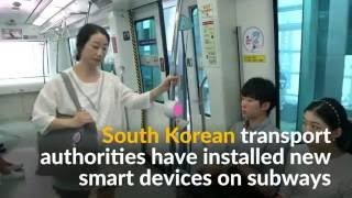 South Korea's pregnant women find it easier to get a subway seat