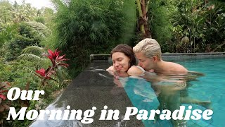 Our Morning Routine In Paradise | Lesbian Couple