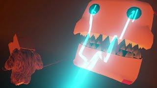 LAZER EYED MONSTER BOSS! – Wrongworld Gameplay Part 11 | Pungence