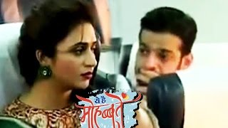 Raman & Ishita REUNITE On A HIJACKED PLANE | Yeh Hai Mohabbatein | 20th April 2016 Episode