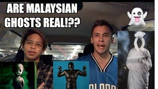 ARE MALAYSIAN GHOSTS REAL!? 👻