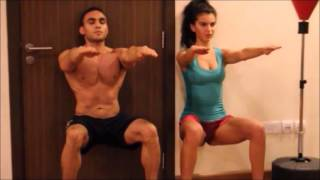 Home killer leg workout