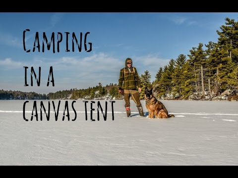 Xxx Mp4 3 Day Winter Camping Trip In A Hot Tent With My Dog 3gp Sex