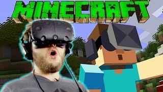 VR Minecraft with Friends