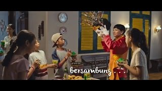 Iklan Sirup Marjan - Tari Betawi & Sepatu Roda bag. 2, Buka Puasa Bersama 49sec (2017)