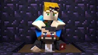 SSUNDEE STEALS OUR SOULS (Minecraft Animation)