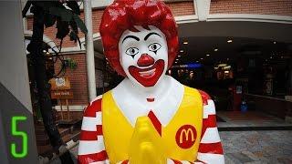 5 Darkest McDonald's Secrets