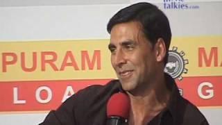 'Golden' ambassadors: Akshay joins South aces Vikram and Mohanlal