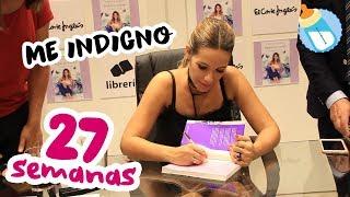 Bolsa Para El Bebé + Firma De Libros | 27 Semanas de Embarazo