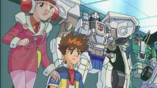 Transformers Robots in Disguise Episode 37-1 (HD)