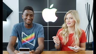 Naming the new iPhone X? Ask MKBHD V30!