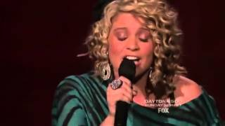 Lauren Alaina - American Idol 10 - Hollywood Week Round 3 - I Don't Wanna Miss a Thing