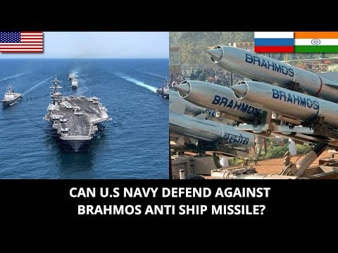 CAN U.S NAVY DEFEND AGAINST BRAHMOS ANTI SHIP MISSILE