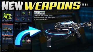 NEW WEAPONS!! - BLACK OPS 3 SUPPLY DROP OPENING!! (NAIL GUN, BLADE LAUNCHER, NEW GUNS BO3)
