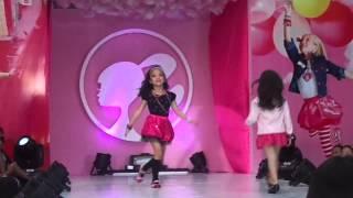 Ameera Johara & Warda Nur...Barbie Fashion Show 2012 @ Mall Of Asia