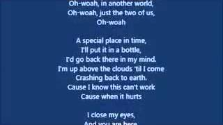 The Vamps - Another World (LYRICS)