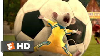 Stuart Little 2 (2002) - Stuart Plays Soccer Scene (1/10) | Movieclips