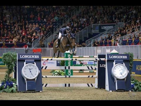 McLain Ward & HH Azur Win the $75,000 Big Ben International Challenge at The Royal Horse Show