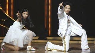 Darsheel & Avneet Kaur's First Performance - Jhalak Dikhla Jaa 5
