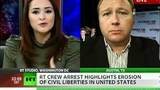 Alex Jones: America is becoming a tyranny