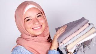 كيف يمكن تنسيق الوان الحجاب؟