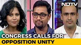 Student Leaders Debate Grand Alliance, Kashmir, UP's 'Goondaraj'